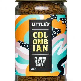 Colombian lahustuv kohv